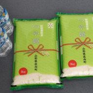 ふるさと納税でおすすめ!お米・パンをご紹介! つや姫10kgセット