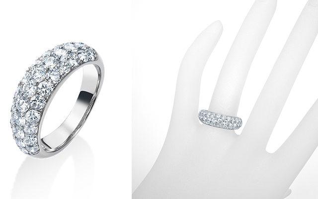 ふるさと納税でおすすめ!宝石 ダイヤリング